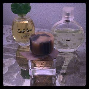 My Burberry fragrance